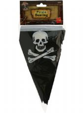 Pirate Pennant Flag Bunting